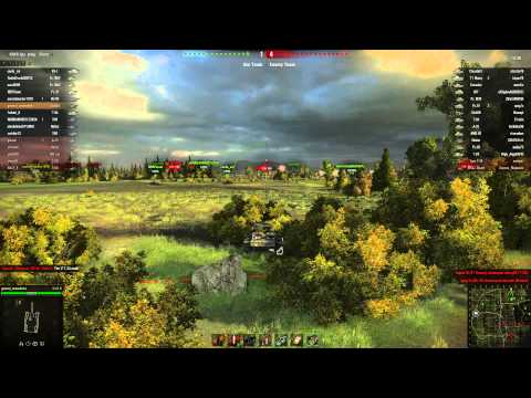 WoT - Encounter / Murovanka / StuG III / 6 kills