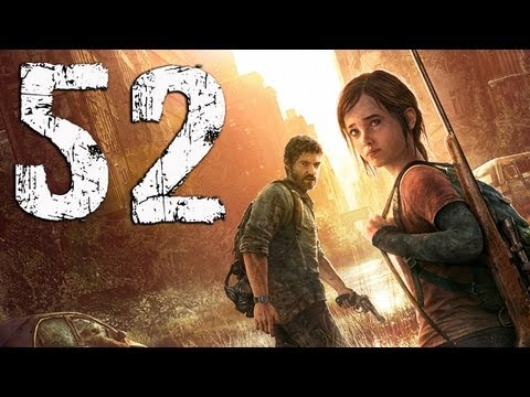 The Last of Us - Gameplay Walkthrough Part 52 - The Last of Us Ending