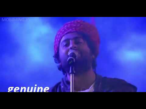 new 2015 live arijit singh | roking performance by arijit | arijit sings soft | live rock arijit