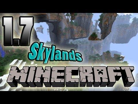 Minecraft 1.7 Snapshot: Skylands Biome, Secret Community Feature! NEWS