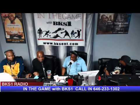 IN THE GAME with BKS1 Radio Sports Show - Ray Rice Suspension