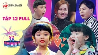 Little But Special | Ep 1: The outstanding performance of the youngest MC impress Trinh Thang Binh