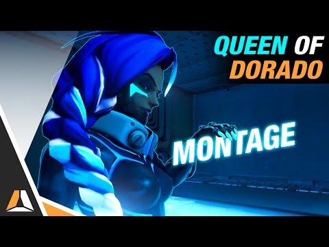 QUEEN OF DORADO ► OVERWATCH RANKED MONTAGE