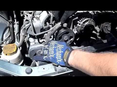 2004 Subaru Outback Head Gasket Replacement