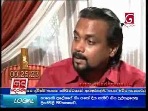 Hard Talk with Wimal Weerawansa