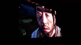 """Crowd reaction to """"Ghost of Tsushima"""" gameplay at Playstation E3 2018."""