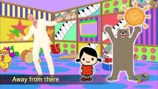 幼児から始めよう!!英語で日本の童謡を歌って語学力UP!!の画像