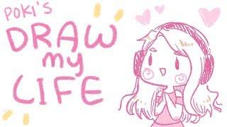 DRAW MY LIFE ❤ ft. Lilypichu ❤