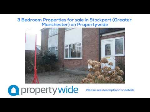 3 Bedroom Properties for sale in Stockport (Greater Manchester) on Propertywide