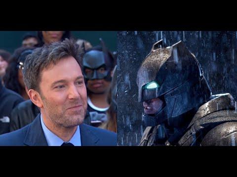 'Batman v Superman' Star Ben Affleck Gets Personal