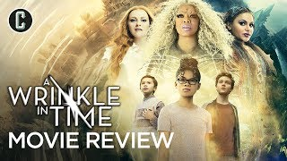A Wrinkle in Time Movie Review - Where It Veered off Course