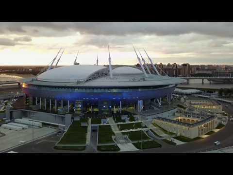 Estadio Zenit Arena - San Petersburgo - Rusia 2018