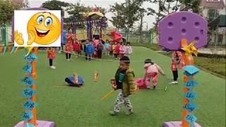 Vui Xuân 2019 _ Lễ hội Xuân _ Trường Mầm Non Molomoxop
