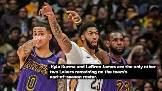 The Lakers  salary cap