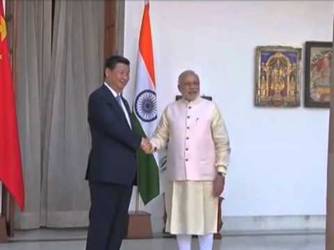 Trade, economy and border on agenda as China's Xi Jinping meets India's Modi