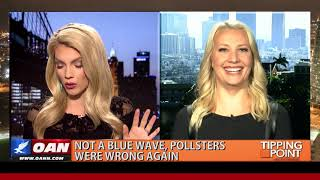 NOT a blue wave! Pollsters were wrong again
