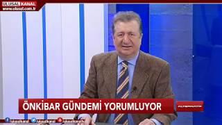 Alternatif-  20 Ocak 2019- Sabahattin Önkibar- Gökhan Çapoğlu- Ulusal Kanal
