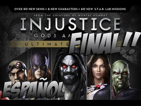 Injustice: Gods Among Us Ultimate Edition - Modo Historia - Capítulo 12 - Gameplay PC/PS4 - Español