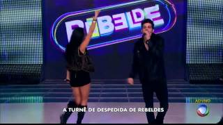 REBELDES NO GUGU - REBELDE PARA SEMPRE - 23/09/12 (HD)