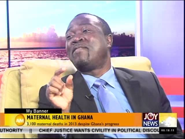 Maternal Health in Ghana - My Banner (24-10-14)