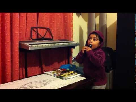 Ishal Baby Funny Song Karaoke video