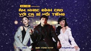 """LIVE - Cùng Sơn Tùng, Phương Ly """"đại náo"""" Phố đi bộ Hà Nội"""