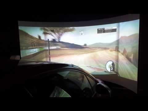 Simulateurs de voitures courses Speed Race Café