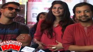 Zilla Ghaziabad - Go Goa Gone Star Cast Promotes Film at Mad over Donuts