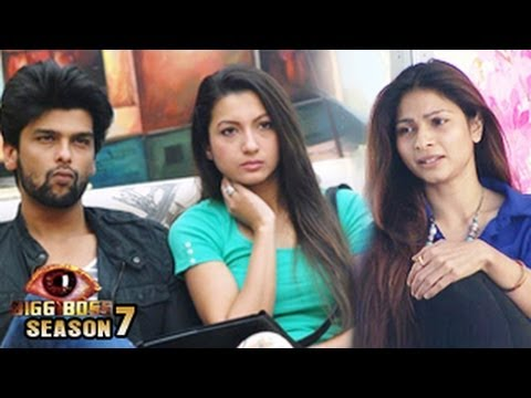 Tanisha INSULTS Gauhar & Kushal Bigg Boss 7 11th December 2013 FULL EPSIODE