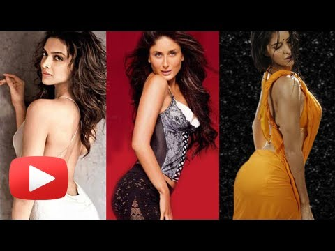 Katrina Kaif Kareena Kapoor Deepika Show Off Their Sexy Tooh Butt video