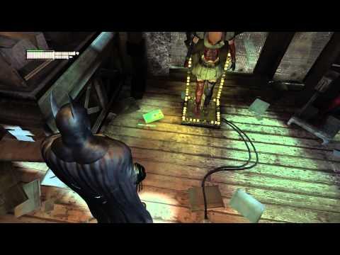 Прохождение игры Batman Arkham City часть 25