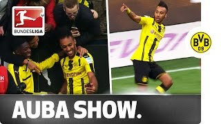 Aubameyang Extravaganza - 2 Goals, 1 Miss and a Selfie Show with Dembele