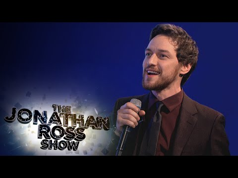 James McAvoy Sings Copacabana! - The Jonathan Ross Show