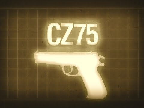 CZ75 - Black Ops Multiplayer Weapon Guide