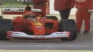 Michael Schumacher - Rudý baron 2011