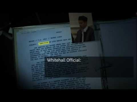 Secret Files Discovered Link CIA/MI6 to Rendition & Torture in Libya