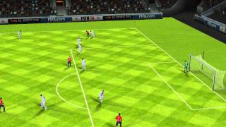 FIFA 14 Android - LOSC VS Paris