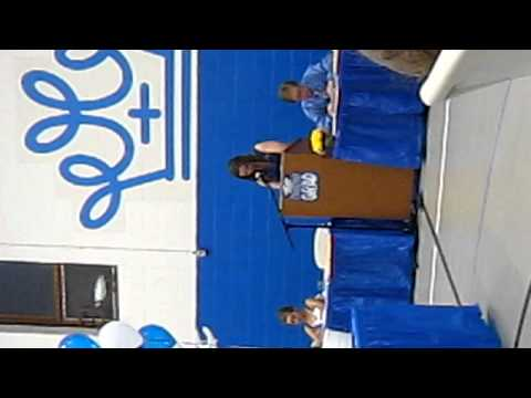 Redeemer Lutheran School Graduation Speech 2012