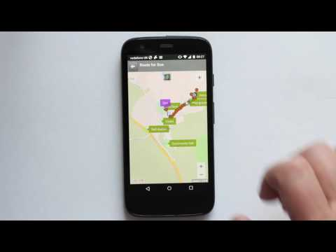 Trusted GPS Tracker: How to Add a Place