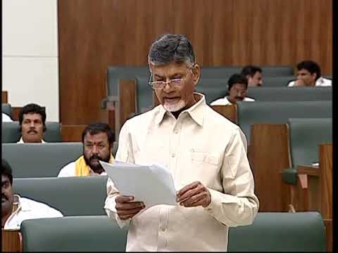 Andhra Pradesh Monsoon Session 2018 Live  AP Assembly Live  1