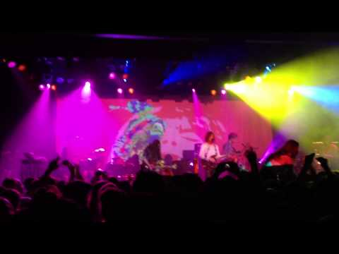 MGMT - Electric Feel - Live in Commodore Ballroom - Vancouver - Canada - May 13, 2013