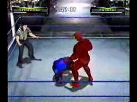 NoDQ CAW Season 4: 72 - Spider-Man v Carnage