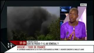Chronique de Rokhaya Diallo | Les révoltes sociales au Senegal