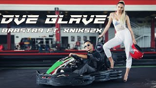 8RASTA9 - DVE GLAVE (Official video) ft. xniks2x