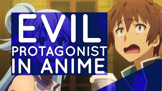 The Rise of Evil Protagonist in Anime