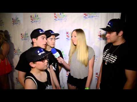 The Ochoa Boys Interview at Cinco Los Angeles