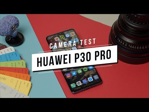 Huawei P30 Pro: Камера Ревю (4K)