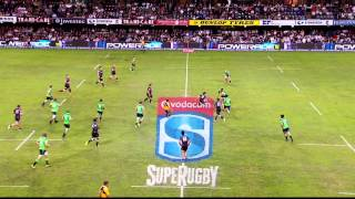 Top Tries of the Super 15 Season 2014