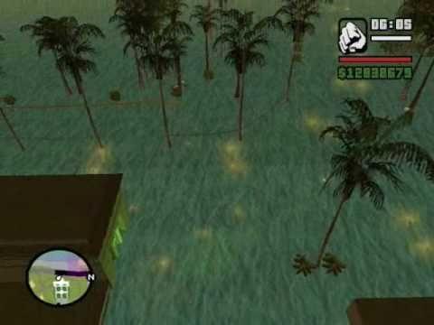GTA San Andreas- Terremoto & Tsunami- (LOQUENDO)
