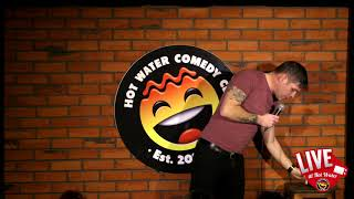 Jim Bayes | LIVE at Hot Water Comedy Club